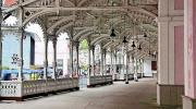 Карловы Вары. Рыночная колоннада