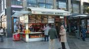 Обзорная экскурси по Праге.  Вацлавская колбаса