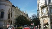 Еврейский квартал Праги, Парижская улица