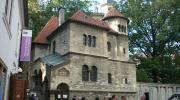 Еврейский квартал Праги, Еврейское кладбище