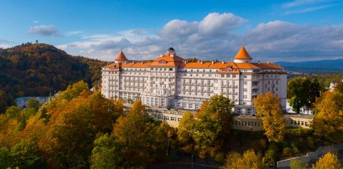 Отель Imperial - 4*, Карловы Вары
