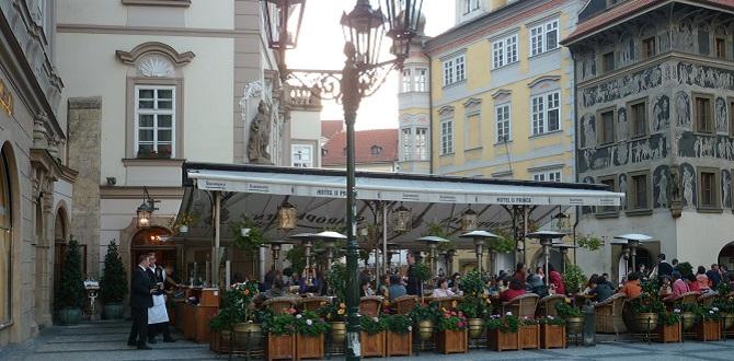 Лучшие отели в Чехии