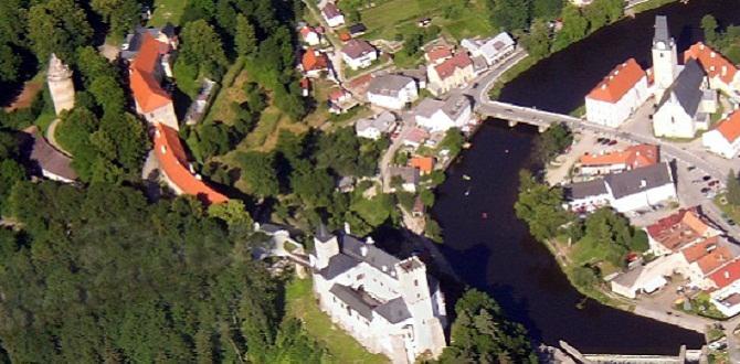 Замок Рожмберг, Чехия